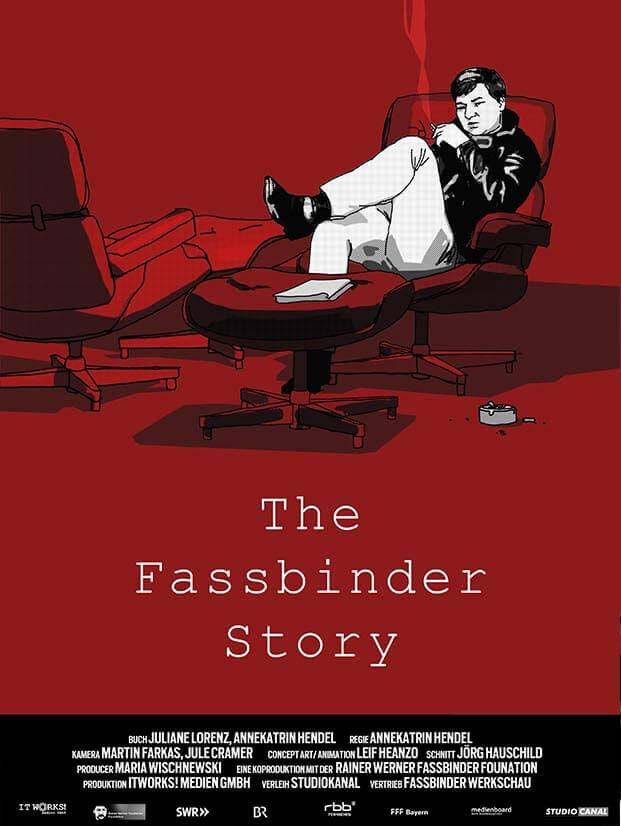 Fassbinder Poster Design